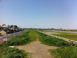 足立区日ノ出町緑地の画像
